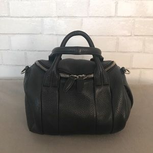 Alexander Wang Rockie black & gold (taking offers)